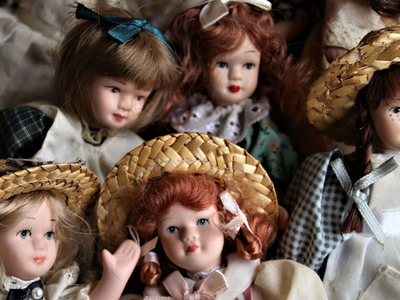 Getting Started Collecting Porcelain Dolls