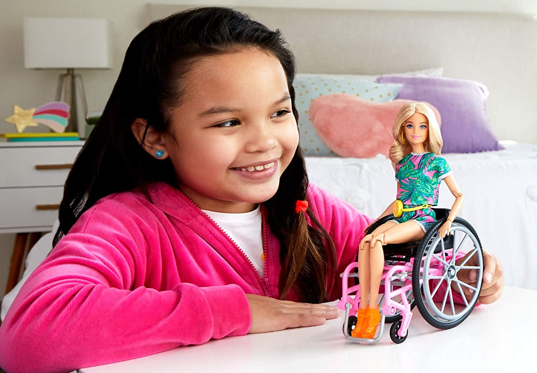 8 Unique Dolls in Wheelchairs [2021]